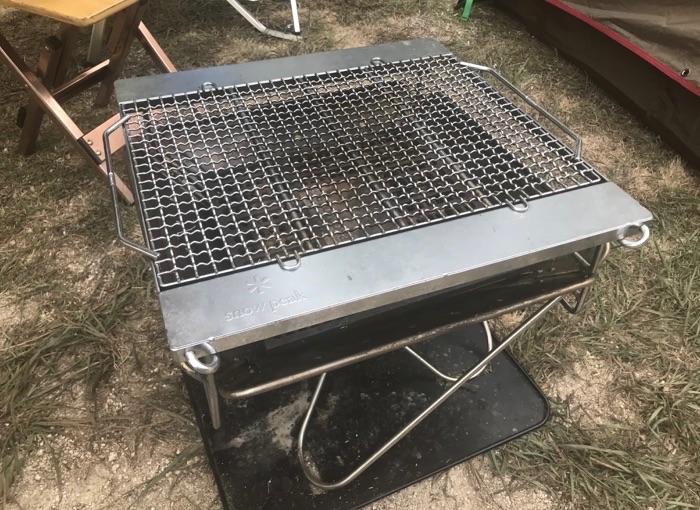 焚火台BBQ型