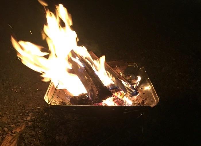 焚火台がオススメな理由