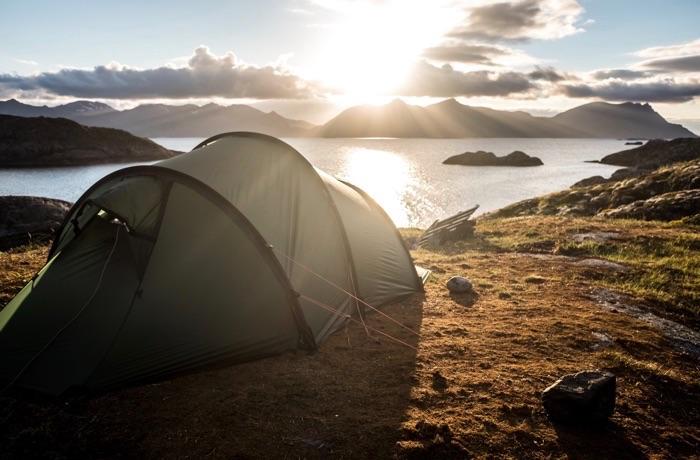 キャンプのメリット