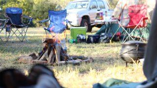 子供と一緒に行くキャンプで選ぶイスはローチェア