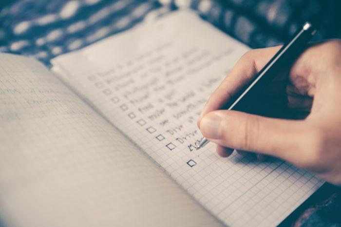 記事の書き方4ステップ